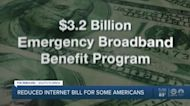 Tens of millions of people eligible for $50 off internet bill