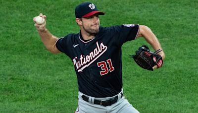 MLB rumors: Max Scherzer trade favorites include Giants, Dodgers
