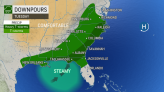 Relentless rain to spark trouble in parts of southern US