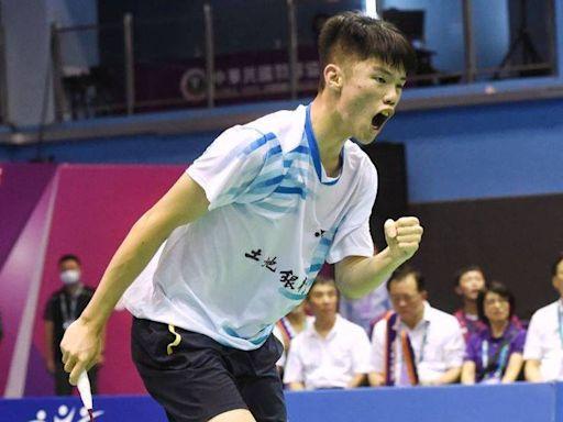 19歲廖倬甫助台灣隊首勝入袋 麟洋配第四點上陣