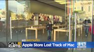 Modesto Apple Store Loses Woman's Computer, Later Finds It