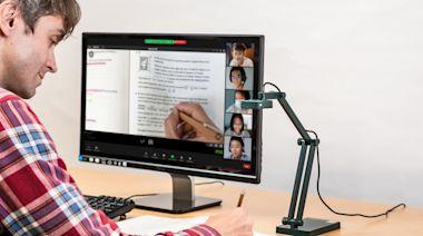 愛比科技捐北市百臺視訊教學攝影機 協助建構遠距教學設備