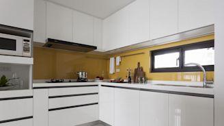 【系統櫃專輯】海量收納好幫手!系統櫃打造滿分的清爽廚房!