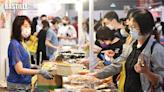 美食節閉幕市民掃平貨 參展商呻蝕本:禁試食影響生意 | 社會事