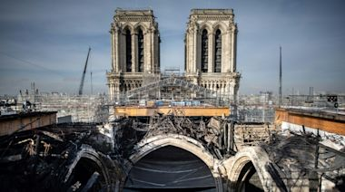 Fire-scarred Notre-Dame to broadcast Christmas concert