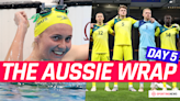Australia Results Tokyo Olympic Games Day 5