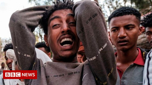 Tigray crisis: How the West has fallen out with Ethiopia's PM