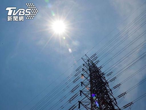 供電亮黃燈!備轉容量低於10% 德基電廠重啟發電│TVBS新聞網