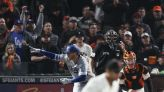 Max Scherzer and the Dodgers savor a narrow, difficult, monumental Game 5 win over the Giants