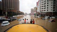 河南水災:BBC記者抵達鄭州,這座城市地下和地面到底發生了什麼