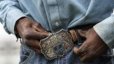 The legacy of the Black cowboy has been overlooked. This young bull rider could help change that.