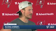 Blaine Gabbert continues to lock down the backup QB role for Buccaneers