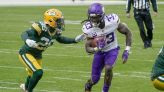 Vikings' Cook exposes Packers' struggles against quality RBs