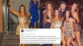 Kim Kardashian's tasteless birthday photos instantly became a copypasta meme