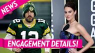 Aaron Rodgers: Shailene Engagement Is 'Best Thing That's Happened to Me'