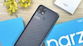 只要 NT$3,990 元!超大電量「realme narzo 30A」智慧型手機開箱/拍照實測/功能介紹/分享/評測/心得