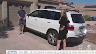 Car part shortage leaves Vegas driver in limbo