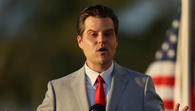 Matt Gaetz associate reportedly 'guilted' underage girl after they paid her for sex