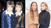 17 of Mary-Kate and Ashley Olsen's most iconic fashion moments