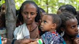Over 100,000 children could face extreme starvation in Ethiopia's Tigray region