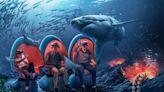 都會型水族館再+1!超擬真VR海底隧道新景點