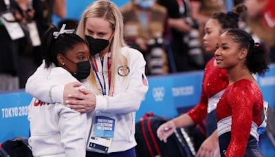 Simone Biles exits women's Olympic team gymnastics final over mental health concern