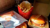 McDonald's sales soar on higher U.S. prices, newer menu items