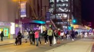 Protesters March in Wake of Walter Wallace Jr. Police Shooting in Philadelphia, Pennsylvania