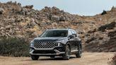 Weekend Wheels: Hyundai Santa Fe settles into niche between compact and midsize - Phoenix Business Journal