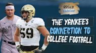 Luke Voit and the Yankees connection to college football   Bronx Backstories