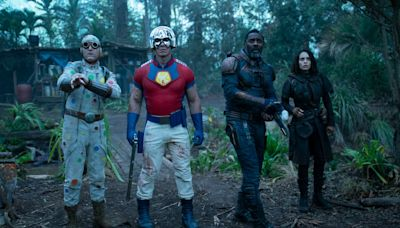 Review: In 'The Suicide Squad,' an anti-Captain America romp