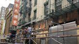 疫後倖存 華埠喜運來大酒家整修中 估月中重開