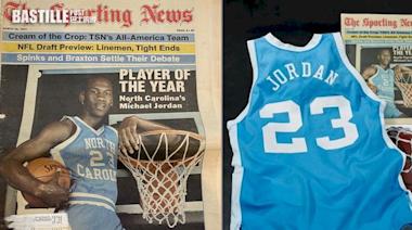 米高佐敦大學時期波衫以逾千萬售出 刷新紀錄 | 大視野