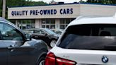 The high prices of used cars may finally be dropping: Sonic Automotive president