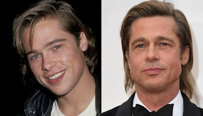 How Brad Pitt rose to fame, from Midwestern teen athlete to an Oscar-winning actor