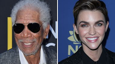 Morgan Freeman & Ruby Rose Lead Cast In Action-Thriller 'Vanquish', Capstone Launches Pic Currently Shooting In ...