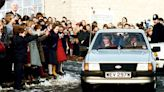 Princess Diana's car to be auctioned this month