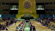 The U.N calls for halt of weapons to Myanmar