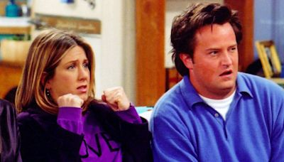 """Jennifer Aniston says she was unaware of Matthew Perry's """"self-torture"""" while filming Friends"""