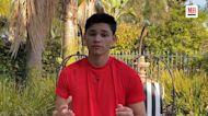 Ryan Garcia's Home Workout | Train Like