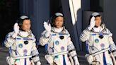 China envía una misión tripulada a su nueva estación y logra otro hito espacial