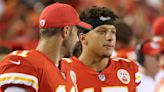Patrick Mahomes shares reaction to Alex Smith's retirement