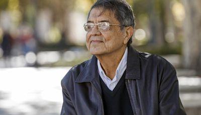 Sergio Ramírez: 'Nicaragua es un país volcánico y uno está acostumbrado a que el piso tiemble'