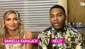 Nelly Reveals How Much Weight He's Lost on 'Dancing With the Stars'