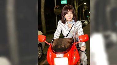 陳美鳳新戲騎重機飛車!她想親自來「導演卻用拖車」原因曝光