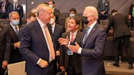 Biden and other world leaders gather at NATO summit