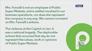 WSJ: Jan. 6 Rally Funded In Large Part By Heiress To Publix Supermarkets Chain