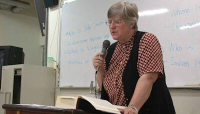 美教授海柏長期貢獻英文教育 台中首位非神職殊勳歸化國民