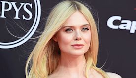 Elle Fanning's Hair Makeover: Dyes Her Hair Bright Pink At Home – Before & After Pics