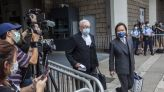 Hong Kong protester is sentenced to 9 years in first security law case - The Boston Globe